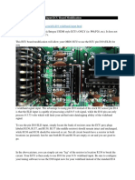 ELD Pin D10 Wideband Input ECU Board Modifications