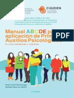 Manual, ABCDF