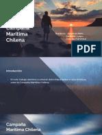 Campaña maritima Chilena