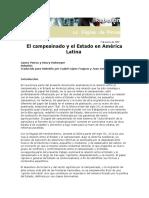 Petras-El campesinado y el Estado en América Latina