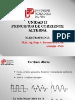 Unidad II - Diapo 05 - Principios de Corriente Alterna - Electrotecnica