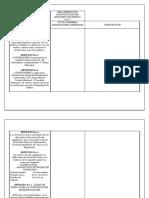 Comparativa Reglamentos de Construcciones