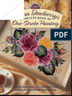 Complete Book of One-Stroke Painting
