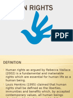 Human Rights Final Ppt