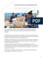 06-09-2018-Secretaría de Economía de Sonora busca generar más empleos - TVpacifico