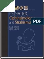 Pediatric Ophthalmology and Strabismus - David Taylor