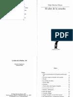 184489463-Felipe-Martinez-Marzoa-El-Saber-de-La-Comedia-2005.pdf