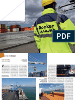 Manutentions portuaires Lutter ensemble, contre les risques