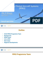 Icao Safety Rpas