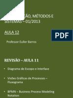 Dokumen.tips Oms Unb 012013 Aula 12 Mapeamento e Redesenho de Processos