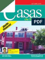 Casas de El Paso - Octubre 2010