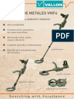 VMF Folleto 06-2015 HRDetector Metales Vallon
