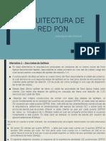 arquitectura de red pon.pptx