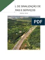 738 Manual Sinalizacao Obras Emergenciais Rodovias