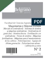 2733 - Maquinarias y Mejoras Rurales - Turri