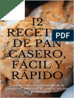 12 recetas de pan casero, facil - Pina Oliveira.pdf