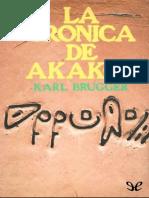 Brugger Karl La Cronica de Akakor Portugues Completo