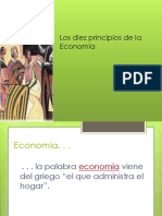 10 Principiosde LA Economia