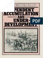 Andre Gunder Frank-Lumpenbourgeoisie_ lumpendevelopment_ dependence, class, and politics in Latin America  -Monthly Review Press (1974)