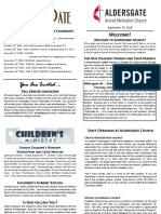 Bulletin Supplement September 23 2018