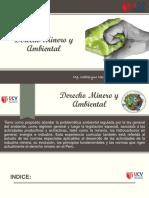 1. Derecho Ambiental