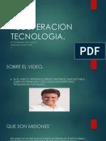 RECUPERACION TECNOLOGIA