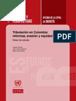Tributación en Colombia- reformas, evasión y equidad. Notas de estudio.pdf