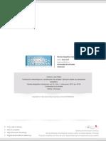 Contribución Metodológica a La Ponderación de Variables, Aplicación Desde Una Perspectiva Geográfica