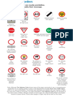 The Highway Code Traffic Signs.pd