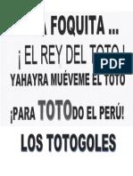 Totogoles