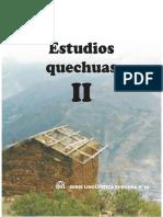 Estudios Quechua II