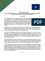 3rd Joint Progress Report EU NATO Eng
