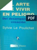 El arte de vivir en peligro [Sylvie Le Poulichet].pdf