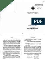 Homeland Air Defense Operations Record - Japanese Monograph No