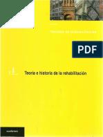 Tomo 1 Tratado de Rehabilitacion Teoria e Historia de La Rehabilitacion