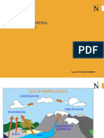 Ciclo Hidrologico 2018