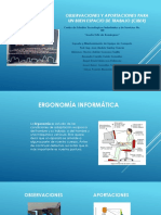 Exposicion Observaciones (CIBER)