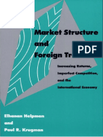 Market structure and foreign trade Krugman Helpman.pdf