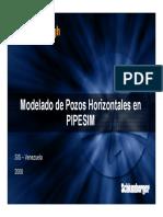 2B PipeSim IPR Pozos Horizontales
