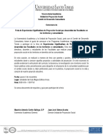Convocatoria Feria Stands y Criterios Para Participar (1)