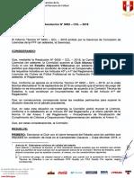 Comisión de Licencias de la FPF