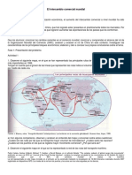 El Intercambio Comercial Mundial