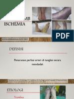 Acute Limb Ischemia - Alice