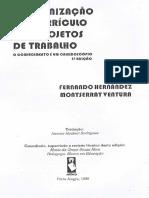 TEXTO 6.2 HERNANDEZ, Fernando. A organização do curriculo por p.pdf