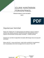 Intraventricular Block - Pingkan Kalumata