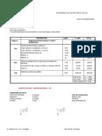 Propuesta Economica Inmesel Nº -001 2018