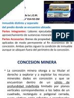 Concesión minera