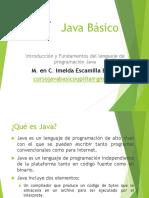Java – Modulo 1