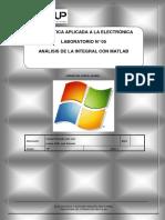 Lab 05 Integrales Con Matlab