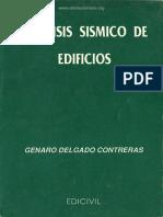 Análisis Sísmico de Edificios - Genaro Delgado Contreras - 1ra Edición.pdf
